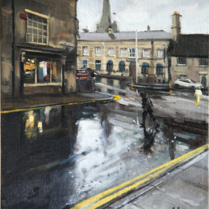 Raining In Oundle