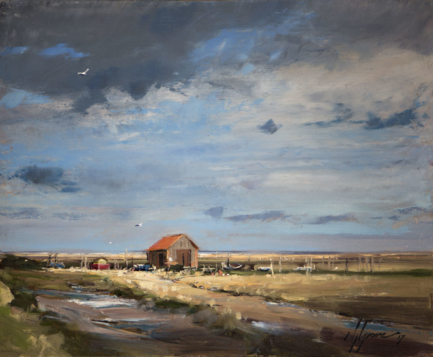 'The Coal Shed, Thornham', Norfolk
