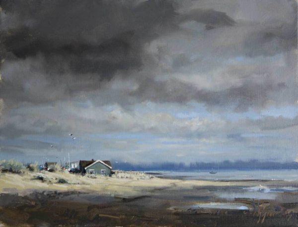 'Snettisham Beach',Norfolk