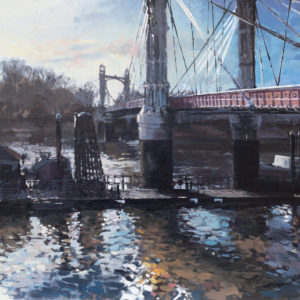 Early Morning, Albert Bridge