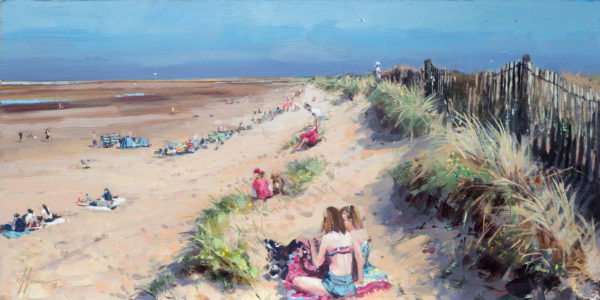 As fas as the eye can see, Brancaster