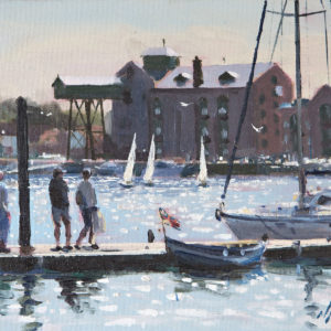Wells Harbour Detail 2