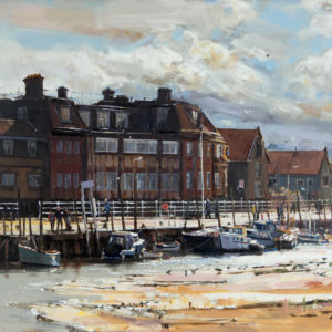 'Blakeney Harbour', Norfolk