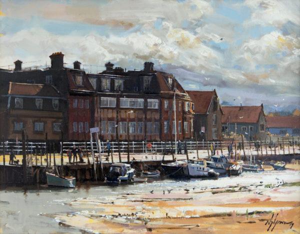 'Blakeney Harbour', Norfolk