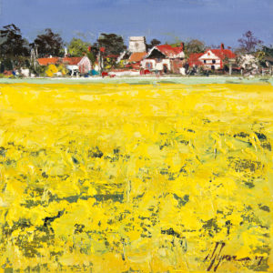 'Rape Seed at Morston', Norfolk