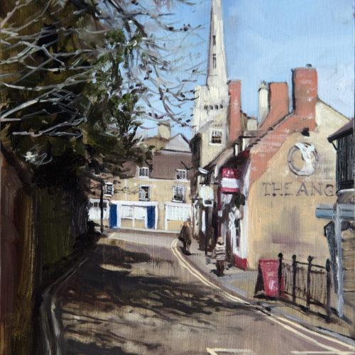 St Osyths Lane, Oundle