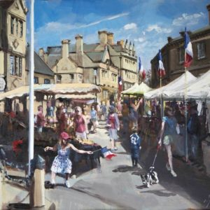 French Market, Oundle