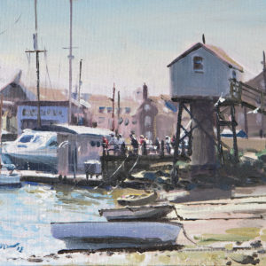 Wells Harbour Detail 1