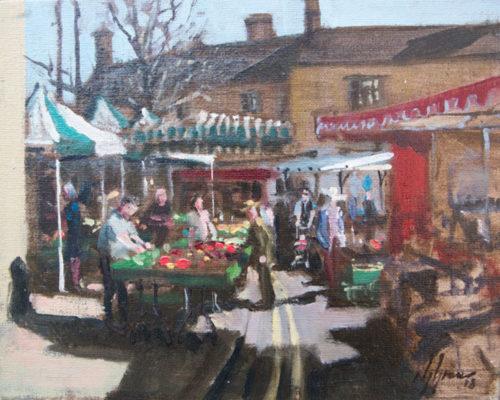 Market Stalls, Oundle