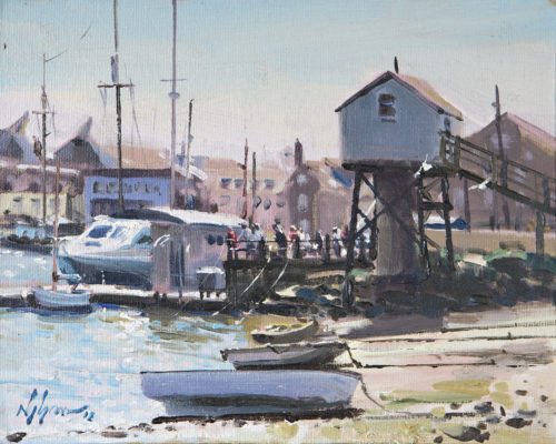 Wells Harbour Detail 1