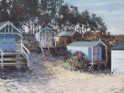 Beach Huts, Old Hunstanton