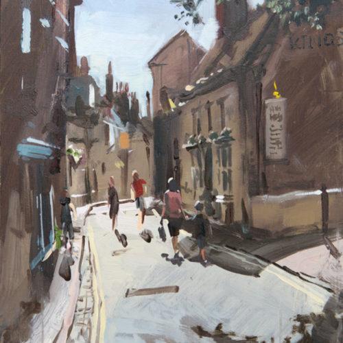 Maiden Lane, Full Sun