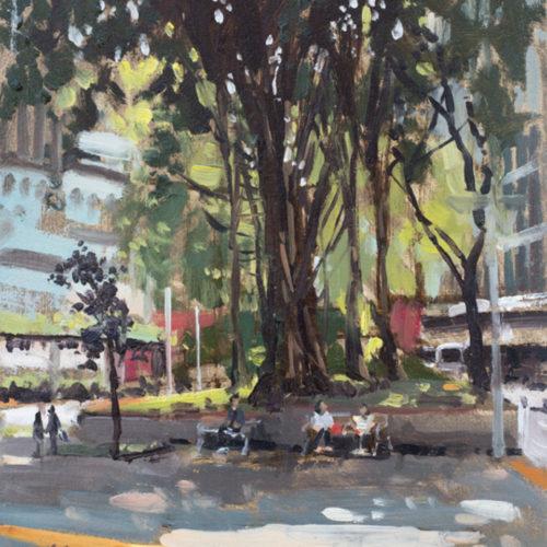 Under The Banyan Tree, Kowloon, Hong Kong