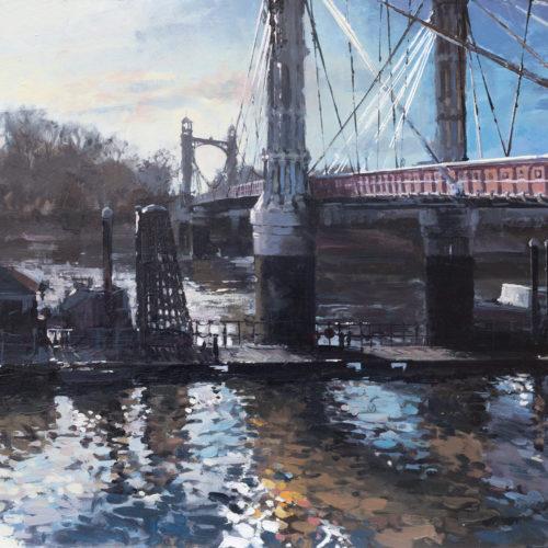 Early Morning, Albert Bridge