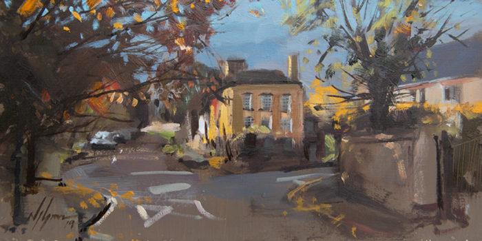 Rutland Terrace, Stamford