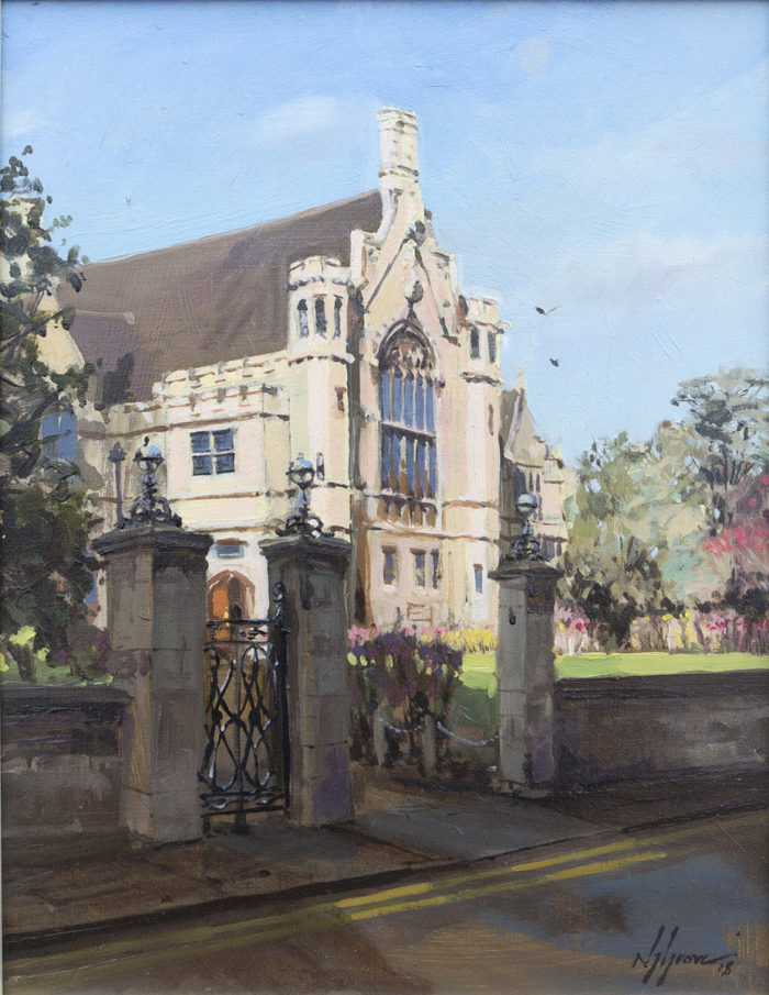 The Great Hall, Oundle