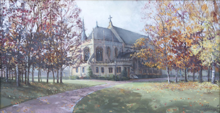 Oundle School Chapel
