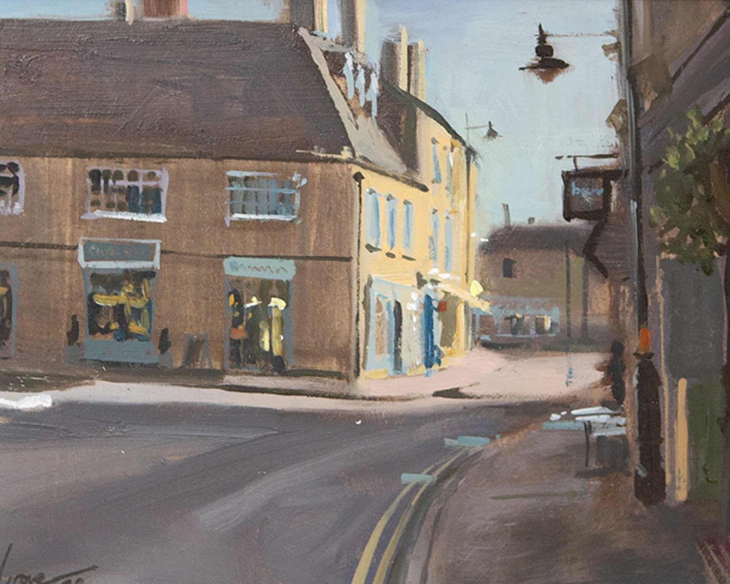 Oundle Town February