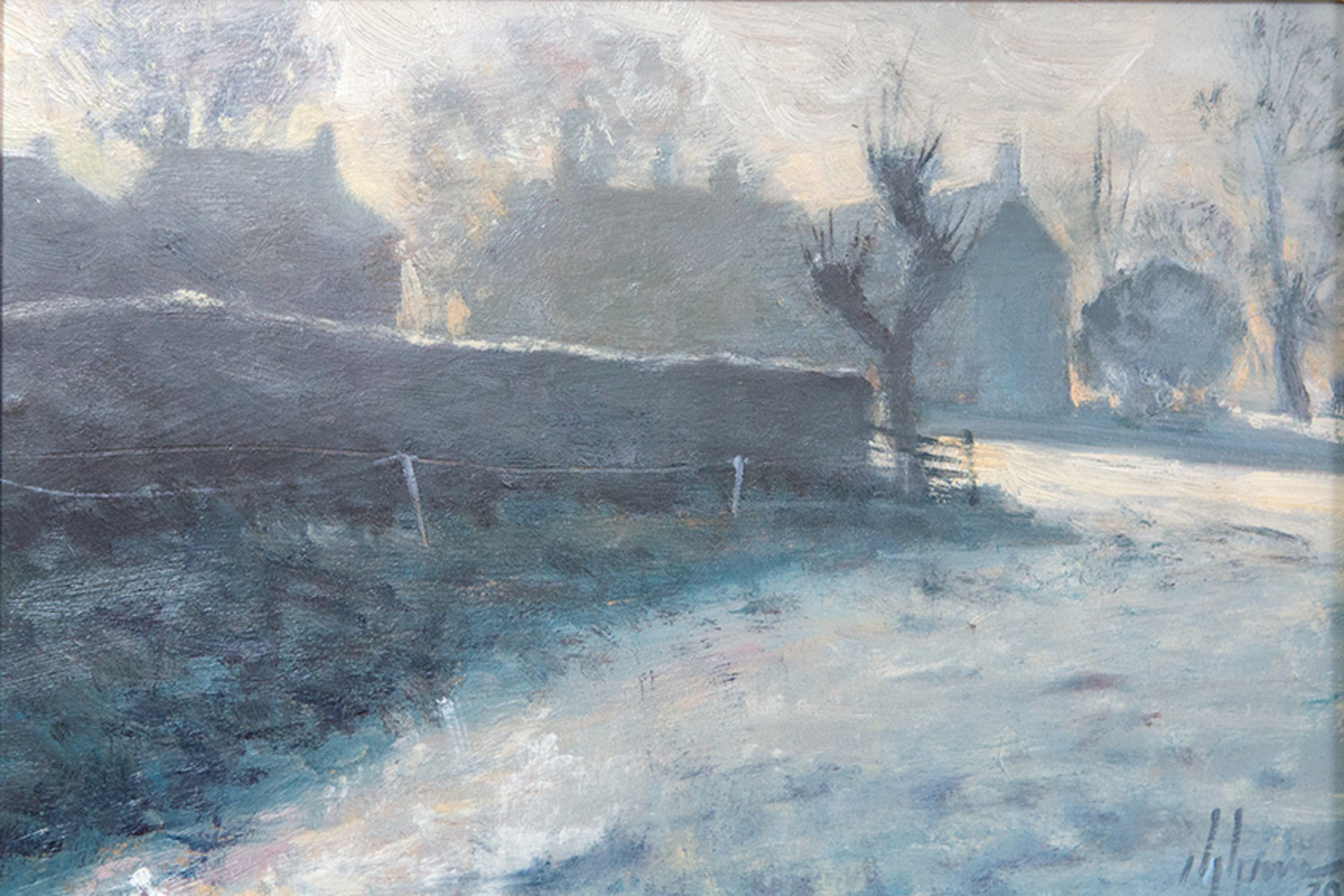 Fog Down By The River, Elton