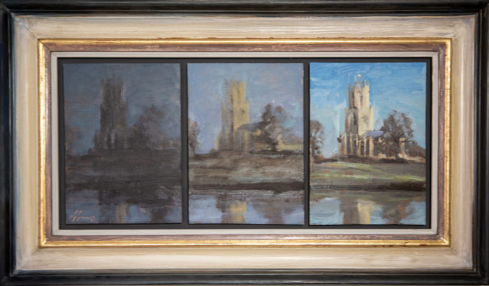 Fotheringhay Church Triptych