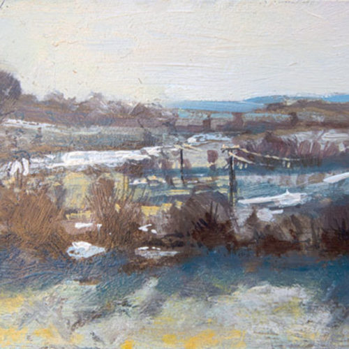 Overlooking The Nene, Oundle, Pa