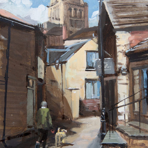 St Mary's Passage, Stamford