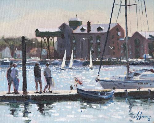 Wells Harbour Detail 2