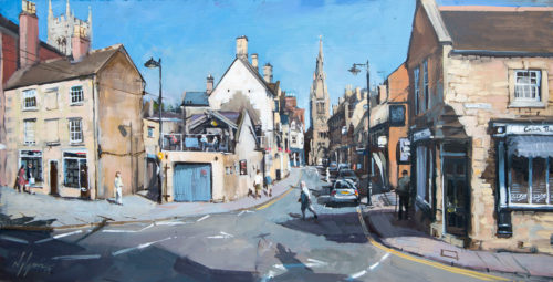The Sheep Market, Stamford