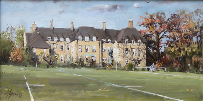 Dryden House