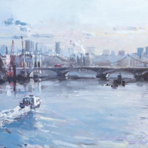 From Albert Bridge
