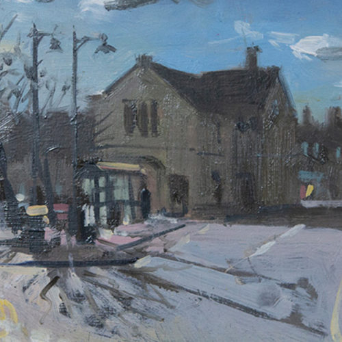 Spring Morning, Oundle