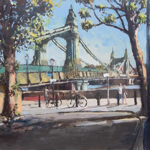 Hammersmith Bridge Road, London