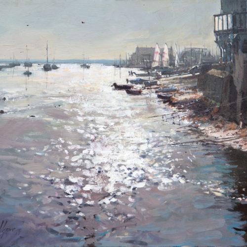 Incoming Tide, Wells-Next-The-Sea