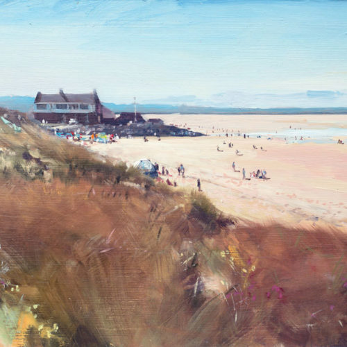 Brancaster from the Dunes