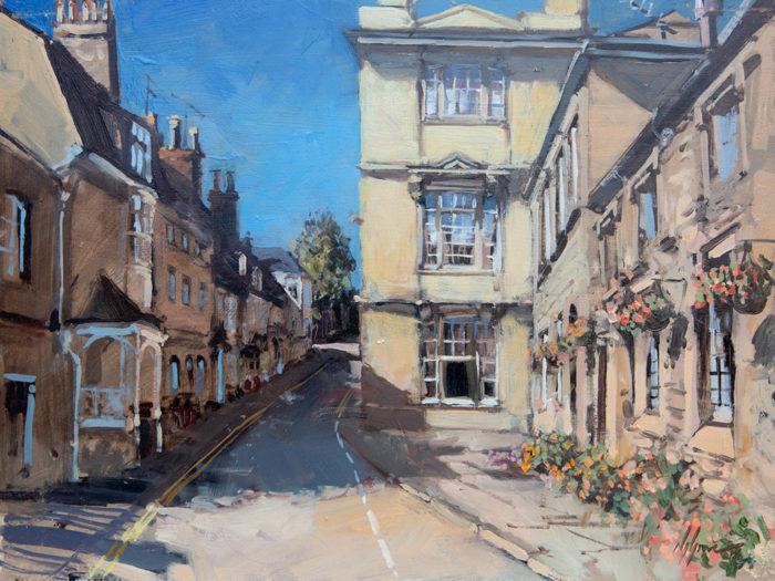 Barn Hill, Stamford