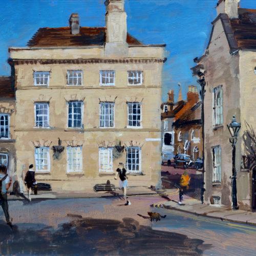 St George's Square, Stamford