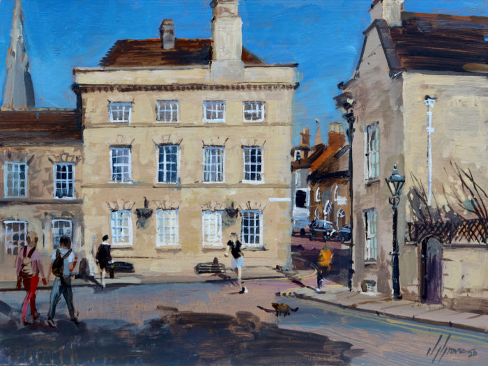 St George's Square, Stamford