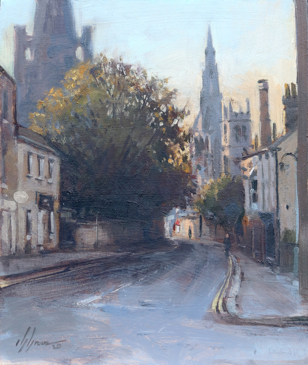 First Light, Scotgate, Stamford