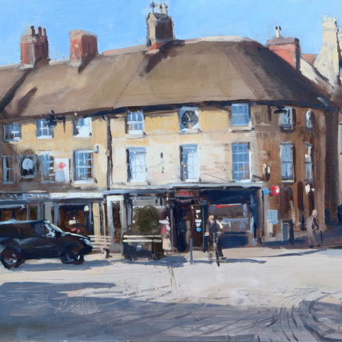 Red Lion Square, Stamford