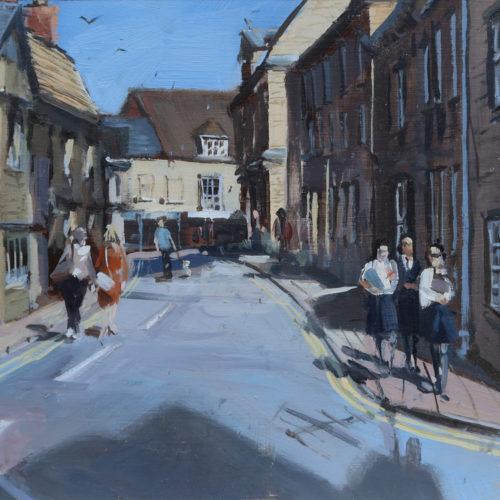St Leonards Street, Stamford