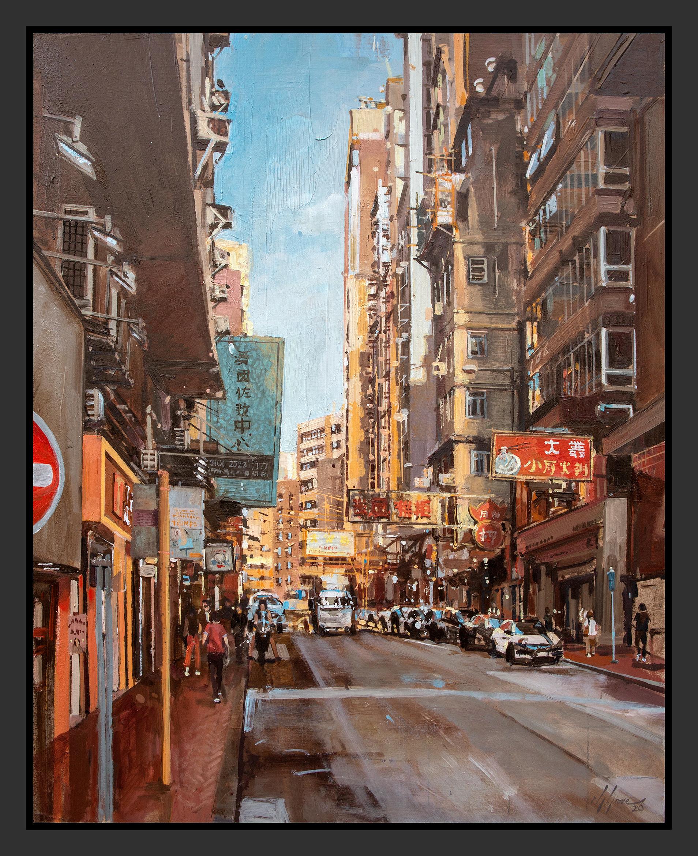 Nathan Rd, Hong Kong