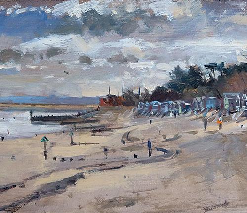 Off season, Wells-Next-The-Sea-Beach